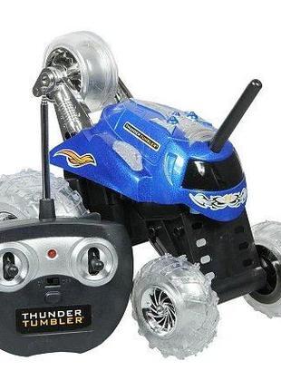 Машинка перевертыш Toy RC Thunder Tumbler Радиоуправляемый