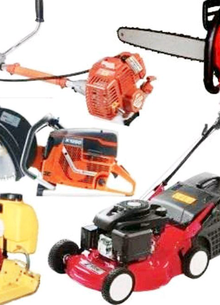 Ремонт Вашей мотокосы бензопилы электрогенератора мотопомпы