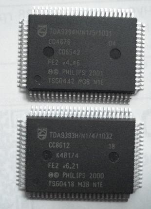 Процессор для ТВ SONY TDA9394H/N1/5/1031 TDA9393H/N1/4/1032