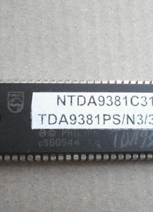 NTDA9381C312(TDA9381PS/N3/3/1830)=TDA9381PS/N3/2/1973
