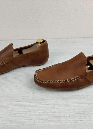 Туфли clarks мокасины base london 42-43