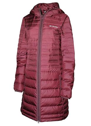 Куртка женская, пуховик Columbia, размер xs