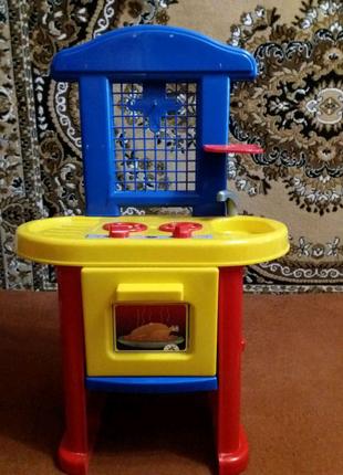 Кухня дитяча іграшкова.