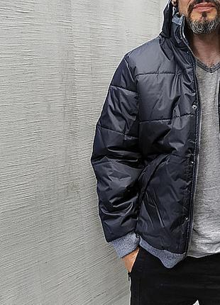 Куртка Lee Cooper синяя размер XL Original
