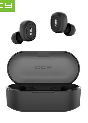 Беспроводные Наушники Bluetooth QCY QS2 Black Навушники