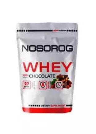 Протеин NOSOROG Whey Protein 1 kg