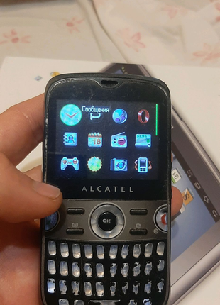 Мобильный телефон alcatel One Touch Tribe