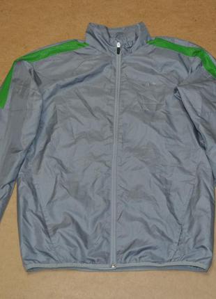 Reebok мужская куртка ветровка для спорта