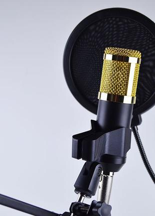 Микрофон студийный M-800 PRO-MIC