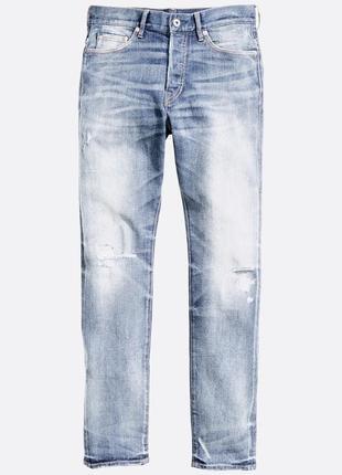 Голубые джинсы h&m, slim low jeans !