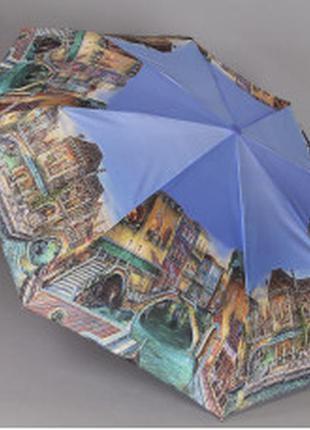 Зонт женский magic rain 7251старая венеция