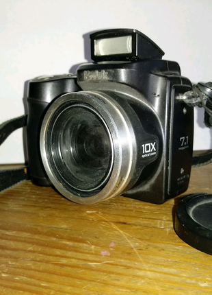 Цифровой Фотоаппарат Kodak EasyShareZD710.