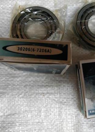 Подшипник ступицы Москвич 412, 2140 передний Samara (внутренний)