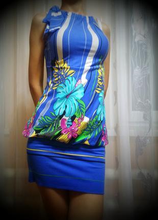Подрастковое платье