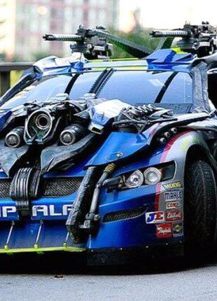 """Автонаклейка """"Transformers"""" (автодеколь)"""
