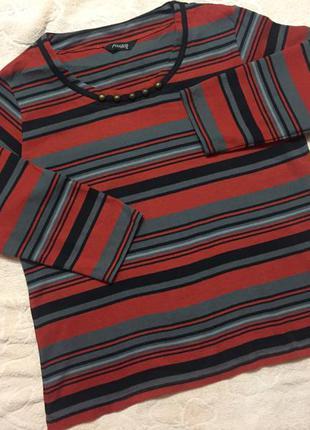 Реглан кофта свитер женский alexara большой размер