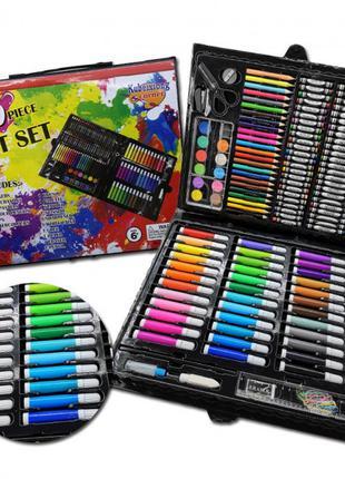 Большой набор для рисования Art set на 150 предметов творчество