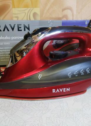 Утюг (праска) Raven 1100Вт, 2600Вт, 3000Вт