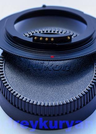 M42-Nikon c Одуванчиком Лушникова