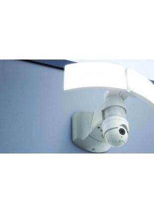 Cветильник с камерой наблюдения LUTEC 6324-CAM WH LIBRA
