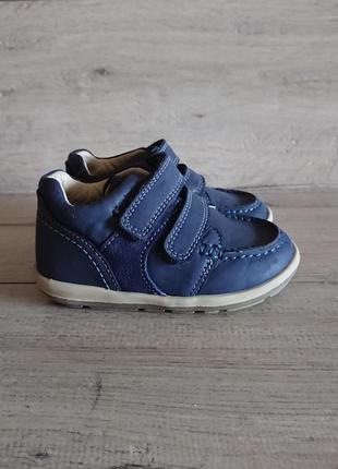 Классные туфли мокасины кларкс clarks 22.5р 14 см кожа на липу...