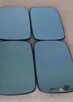 Зеркальный элемент БМВ Е30 вкладыш BMW e30 зеркало стекляшка