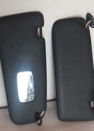 Солнцезащитные козырьки БМВ Е30 Козырек BMW E30
