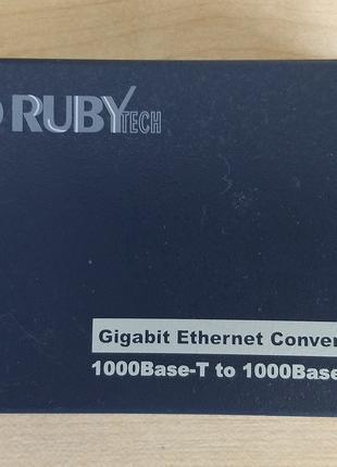 Медиаконвертер 1Gb Base-T/SX/LX