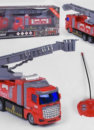 Пожарная машина на радиуправлении JH 14-3, свет