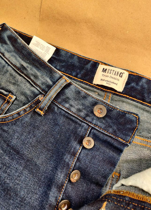 Mustang selvedge jeans