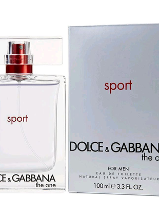 Dolce Gabbana The One Sport