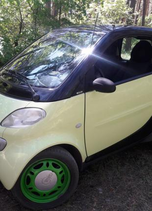 SMART city cupe Fortwo
