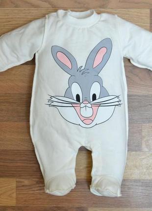 Комбез кролик банни
