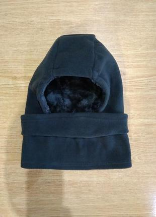 Зимняя балаклава шапка