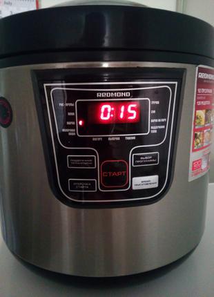Мультиварка Redmond на 5 литров Редмонд 5л б/у бу