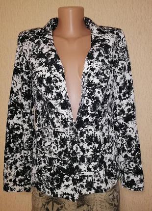Красивый новый стильный женский пиджак, жакет atmosphere