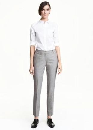 Фирменные брюки h&m, размер 16/46