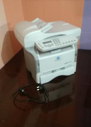 Сканер, принтер, копир б/у Konica Minolta PAGEPRO 1490 MF
