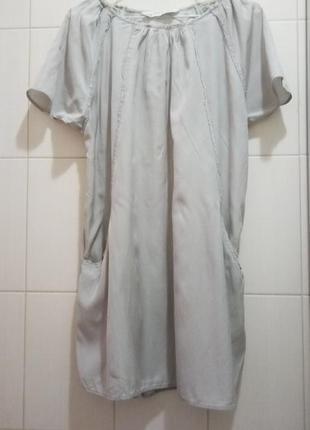 Zara: свободное платье / туника