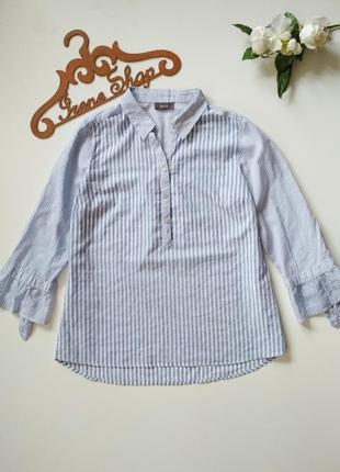 Фирменная блузка yessica, размер 38