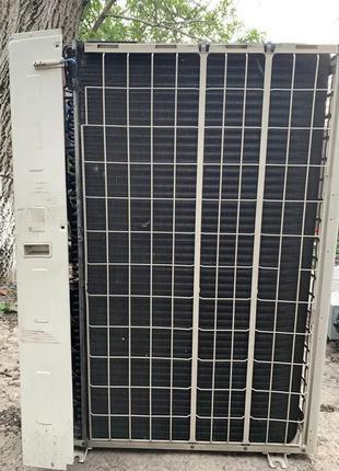 Daikin RY125B7W1 внешний блок тепловой насос кондиционер