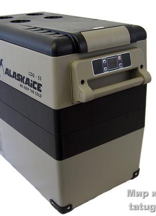 Автохолодильник Alaskaice Cdg-55 литров компрессор