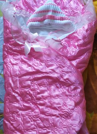 Продам конверт одеялко