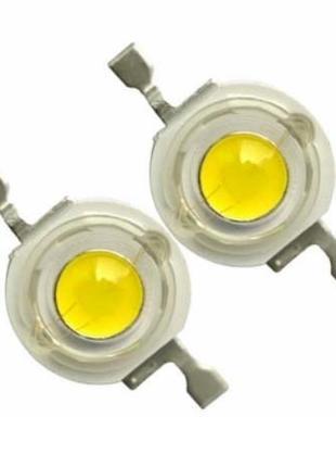 Светодиод мощный LED 1/3ватт