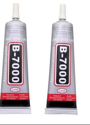 Универсальный клей B-7000 (15 мл) для тачскринов
