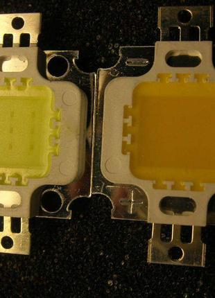 Светодиод мощный 10, 10W, LED