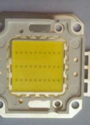 Светодиод мощный 30, 50 ватт 30W, 50W LED