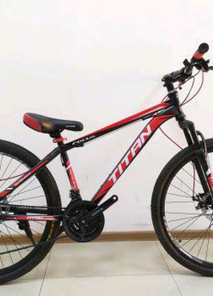Горный велосипед Titan Focus