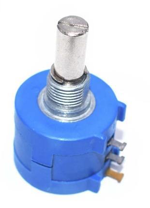 10 кОм многооборотный потенциометр переменный резистор