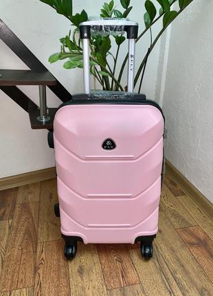 Акция польские чемоданы оригинал ручная кладь xs валіза